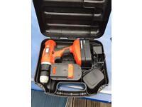Black and decker 18 volt combi drills