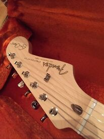 Eric Clapton stratocaster mint never used