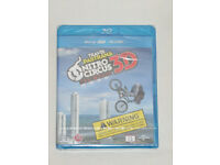 DVD 3D FILM MOVIE BLURAY TRAVIS PASTRANA NITRO CIRCUS 3D THE MOVIE HIDEF BLU-RAY