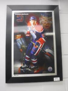 Officially Licensed Connor McDavid Wall Frame - We Buy and Sell Sports Memorabilia - 117402 - OR1022405