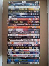 36 DVDs bundle - 10