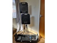 Pa system Peavey escort 2000 used as spare immaculate condition