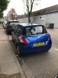 Good Condition Suzuki swift. One owner, low mileage, full service history