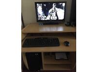Corsair 3XS Gamer 15i Custom built gaming PC with an Intel Core i5 6500 skylake 4gb GTX 960 graphic
