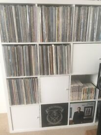 Huge Record Collection For Sale - Amazing Rarities And Limited's Included