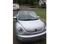 VW beetle convertible 54 plate mot may 2017 full full service history 2300 Ono PX considered