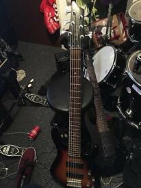 Harper 6 string bass