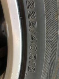 Mercedes SLK Winter Tyres