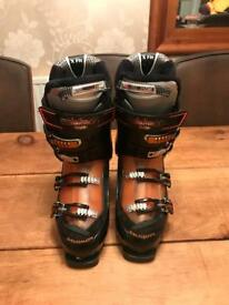 Salomon Mission Control Ski Boots 8.5