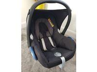 Maxi cosi newborn car seat