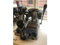 Keyline RS 206 key Mortice Cutting Machine like new in great condition