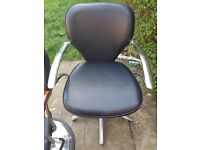 2 hairdressing chairs for sale in Leeds