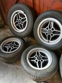 Rs alloys capri