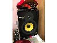 Rokit 6 krk speaker great condition powered studio monitor