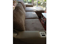 DFS SOFA BED/STORAGE/IPHONE DOCK