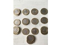 £2 coins for sale