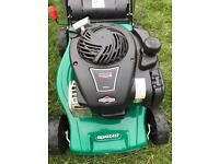 Qualcast petrol Lawnmower 125cc