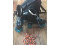 Bower skates