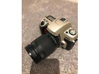 Nikon F60 35mm SLR Film Camera + AF NIKKOR 28-80mm Lens