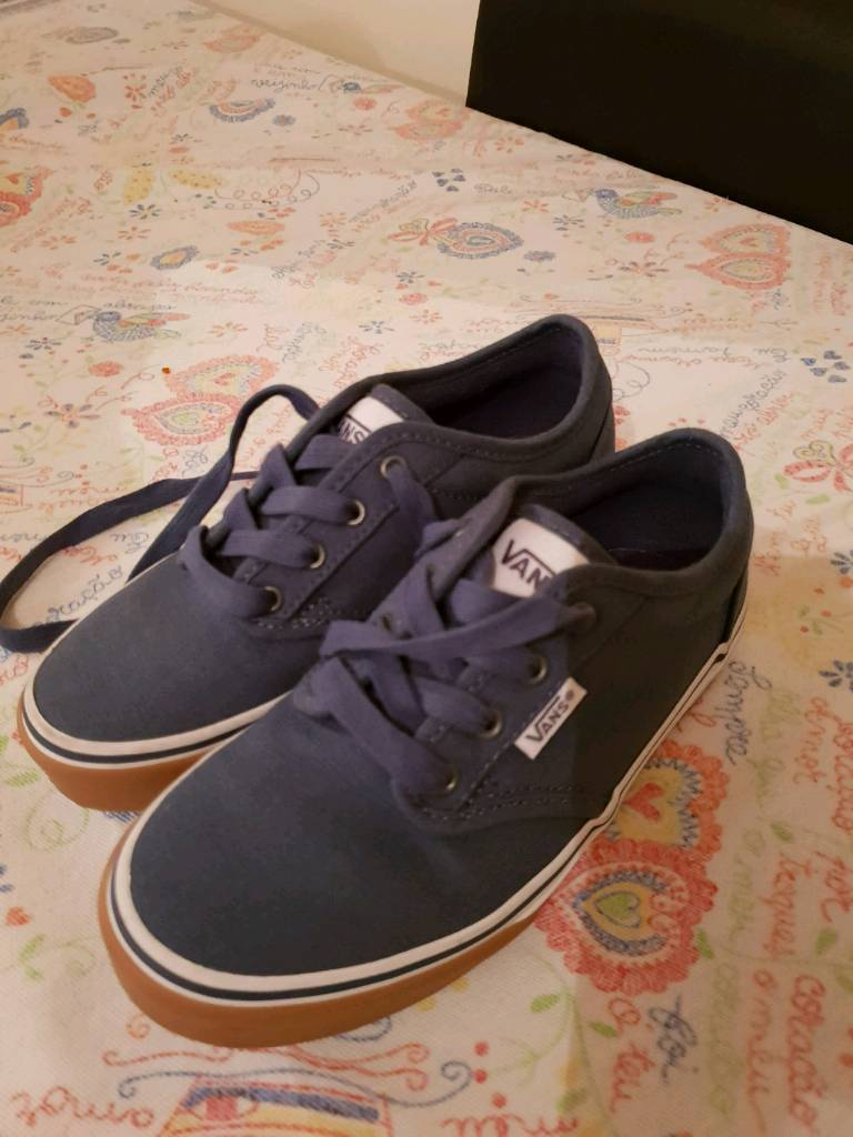 93cb5d9066c660 VANS Children s Shoes UK size 1