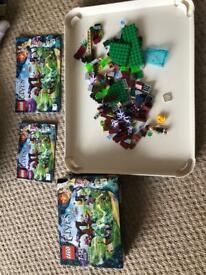 Lego 41076 elves farran and the Crystal hollow