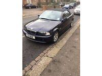 BMW 3 SERIES 323i 2000 Convertible