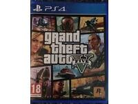 Grand Theft Auto 5 PS4 game