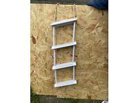 Boat Rope Boarding Ladder