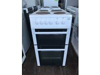 like new condition beko 50cm electric cooker