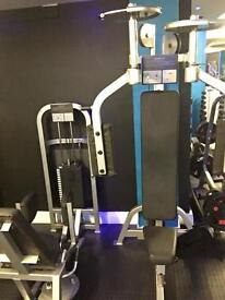 Life Fitness Pro PEC DEC