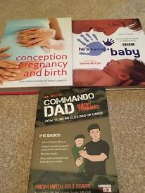 Pregnancy books
