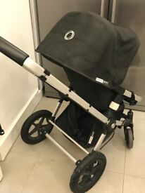 Bugaboo Gecko pushchair PLUS accessories (black)