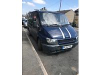 2002 ford transit Spares/repair mot till 27th September 2018