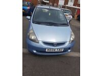HONDA JAZZ SE SPORT 1.4//5DOORS HATCHBACK//1 LADY OWNER £950
