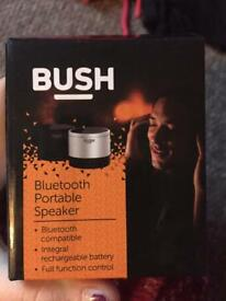 Bush bluetooth speaker