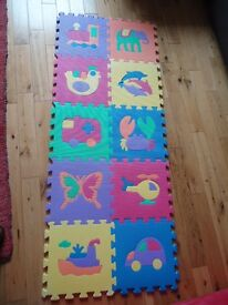 Foam Puzzle Play Mat £5 **FREE DELIVERY**