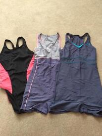 Ladies swimsuit x 3 £5.00 for all