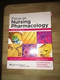 Focus on nursing pharmacology 1st UK edition
