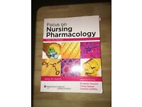 Focus on nursing pharmacology 1st UK edition