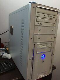 Desktop PC Computer - Custom Built - Dual Core 3.0Ghz