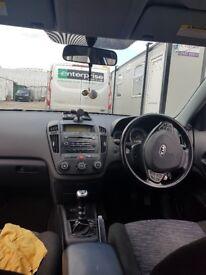 2007 kIA CEED LONG MOT/GOOD DRIVER