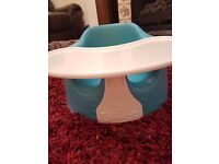 Bumbo seat £10 or swaps for 9-12 month clothes