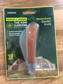 Spear and Jackson garden tool
