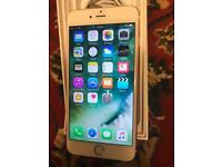 As new iPhone 6s Plus 32gb 5.5 inch unlocked to all sims