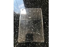 Apple iPad clear case