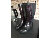 Brand new wellies for sale