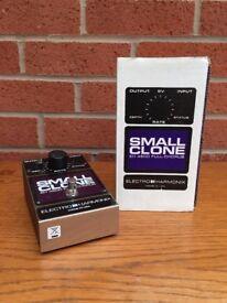 Electro-Harmonix Small Clone — Guitar Pedal
