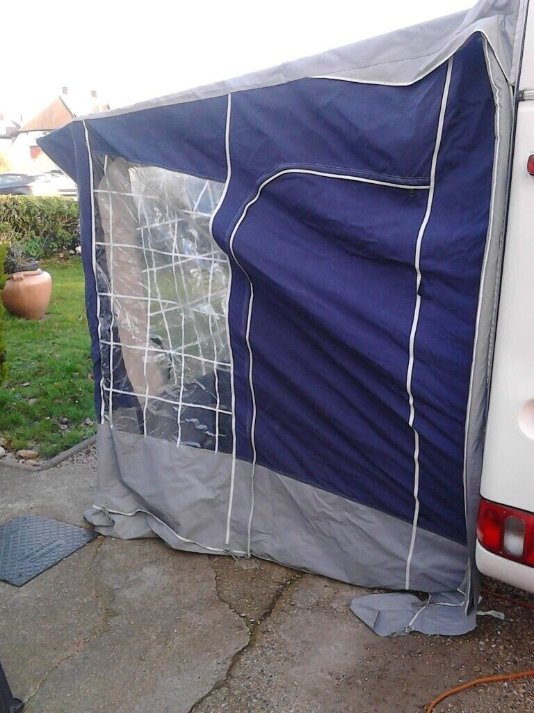 caravan porch awning used ons very good condition   in ...