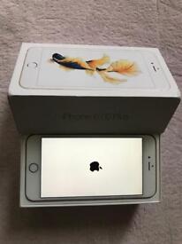IPhone 6S plus 128GB gold SIMFrEE