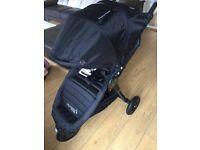 BNIB Baby Jogger city mini GT pushchair in all black. latest model. brand new in box